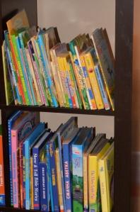 Домашня двомовна бібліотека